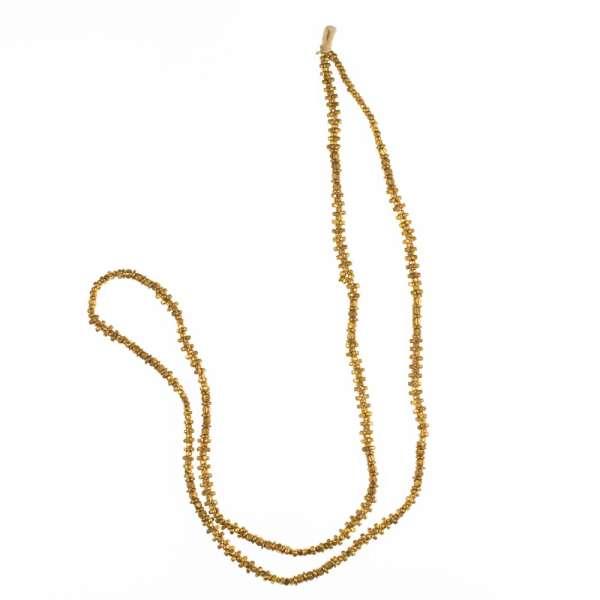Halskette Hema golden