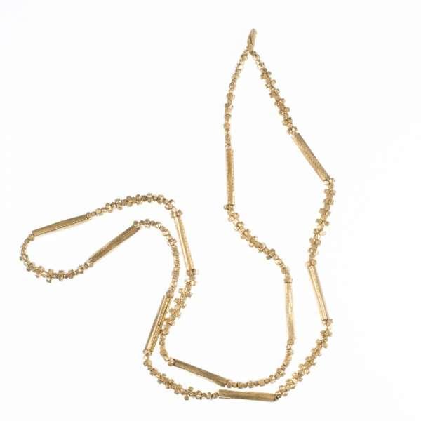 Halskette Meema silbern