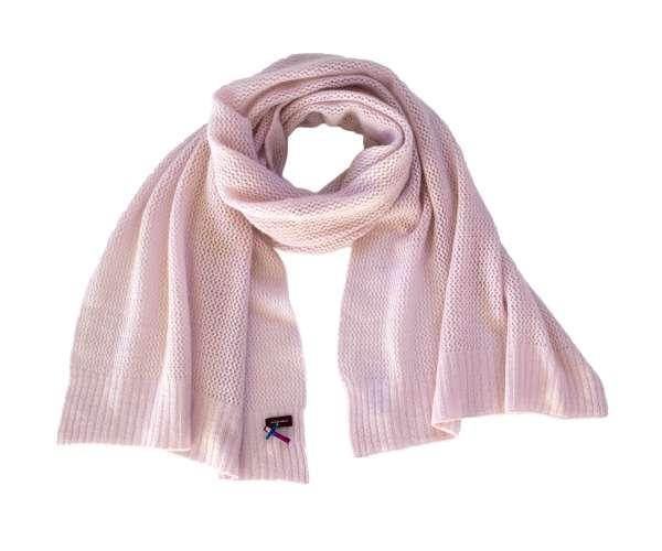 Schal rosa meinfrollein