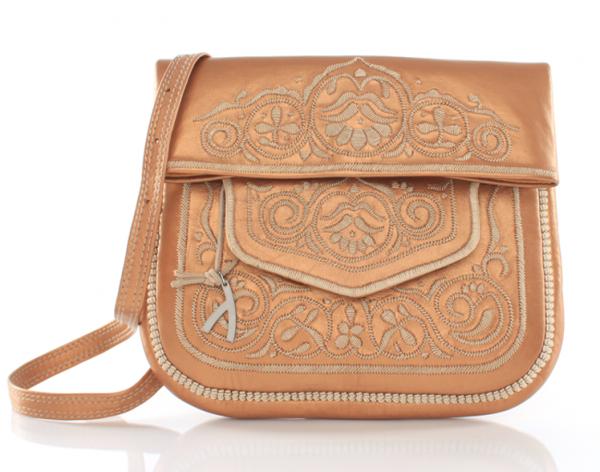 Berber Bag, gold