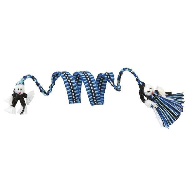 Armband Bandaids von Bandsofla, blau