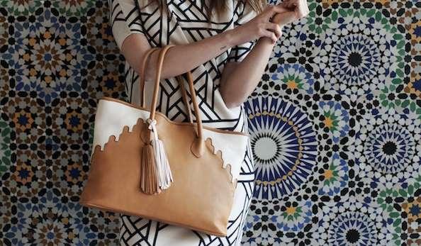 Abury Tote Bag haselnussbraun - green lifestyle bag