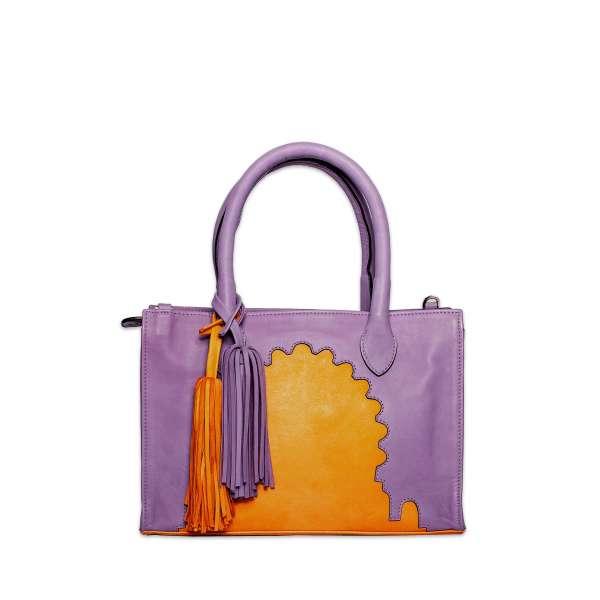 Leder Handtasche Asma I